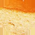 Белый бисквит